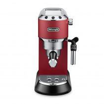 DeLonghi Cafetera Express EC680/5R 15 bar Dedica Roja