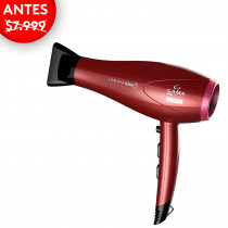 Gama Secador de cabello 352825/LI 220BR Lumina Ion 2200W