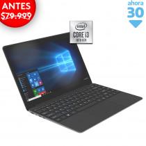 """Talent Notebook 14"""" CORI3-CV149I3W CÍ3 8/128GB W10 Negro"""