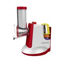 Peabody Rallador PE-SM326R 5 cuchillas Rojo