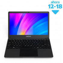 "Enova Notebook 14.1"" C141EP-C3S24W10 8/240GB Negro"
