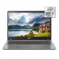 """Acer Notebook 15"""" A315-56-594W Core i5 8/256GB Gris"""