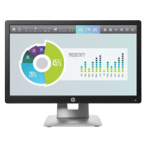 "HP Monitor Led 20"" M1F41AA HD E202 EliteDisplay"