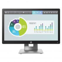 "HP Monitor Led 20"" M1F41AA HD E202 EliteDisplay"