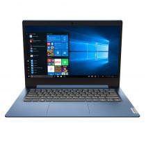 """Lenovo Notebook 14"""" 81VU000JUS 4/128GB W10 Azul Hielo"""