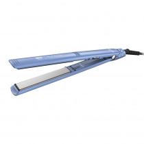 Gama Plancha para Cabello 142404 Elegance 3D Blue Titanio