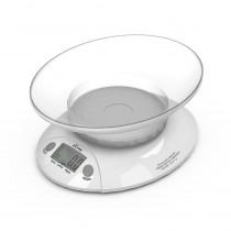 Silfab Balanza digital de cocina BC301 Blanca