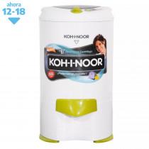 Kohinoor Secarropas 4.5Kg C745/2 C/Recipiente Blanco y Verde