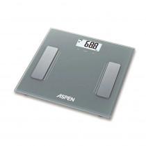 Aspen Balanza de Baño digital EF-100 Vidrio templado 180Kg