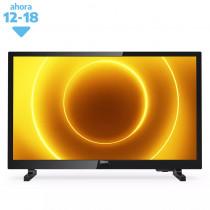 """Philips LED HD 24"""" 24PHD5565/77 HDMI USB Negro"""