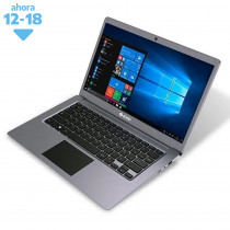 "EXO Notebook 14"" Smart C25PLUS 4/500GB W10"