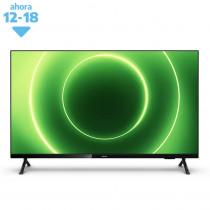"Philips Smart TV 43"" LED FHD 43PFD6825/77 Negro"