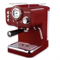 Peabody Cafetera Express PE-CE5003R 19Bar Roja
