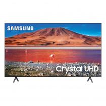 """Samsung Smart TV 55"""" Crystal 4K UHD UN55TU7000GCZB Negro"""
