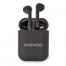 Daewoo Auriculares Candy Sense Black DW-373BLK-NE Wireless Negro