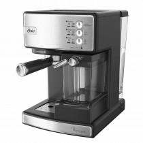 Oster Cafetera Espresso PrimaLatte BVSTEM6603SS-054 15Bar Plata