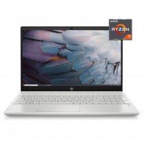 "HP Notebook 15.6"" 15-CW1027LA Ryzen7 12GB/512GB Gris"