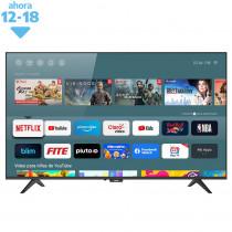 "Sanyo Smart TV 55"" 4K UHD LCE55SU1500 Negro"