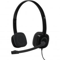 Logitech Auricular Multidispositivo H151/0587 C/Mic Negro