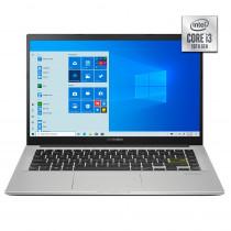 "ASUS Notebook 14"" VivoBook X413JA 4/128GB W10 Blanco"