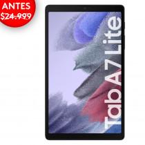 "Samsung Tablet Galaxy A7 8.7"" 3/32Gb SM-T220NZAAANEG Negro"