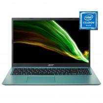 """Acer Notebook 15.6"""" Aspire 1 A115-32C44C 4/128GB Azul"""