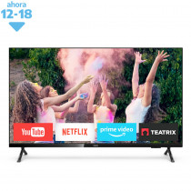 "Philips Smart TV LED 32"" HD 32PHD6825/77 Negro"