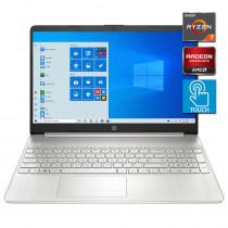"HP Notebook 15.6"" Touchscreen 15-EF1013DX Ryzen7 8/512GB Silver"