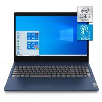 """Lenovo Notebook 15.6"""" Touchscreen 81WR000AUS 8/512GB Azul"""