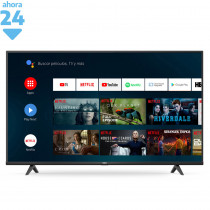 """RCA Smart TV 50"""" Android 4K UHD AND50FXUHD-F Negro"""