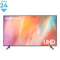 "Samsung Smart TV 43"" 4K UHD UN43AU7000GCZB Negro"