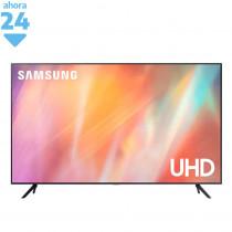 "Samsung Smart TV 65"" 4K UHD UN65AU7000GCZB Negro"