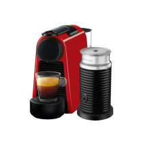 Nespresso Cafetera ESSENZA Mini Red+ AERO A3ND30-AR-RE