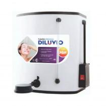 Indelplas Calefon Electrico Ducha IDP-D20 Diluvio Max 20Lts Bco