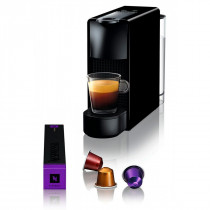 Nespresso Cafetera ESSENZA Mini Black C30-AR-BK