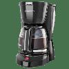 Black & Decker Cafetera eléctrica CM0941B de 12 tazas Negra