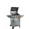 Morelli Parrilla Gas env. Potenza 600 - Enlozada-Inox